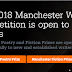 The 2018 Manchester Writing Competition Open for Submission   Less Than 1 Month To Go