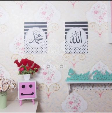22 pernak -pernik dekorasi rumah nuansa shabby chic yang