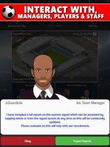 Club Soccer Director MOD APK