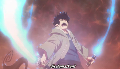 Ao no Exorcist: Kyoto Fujouou-hen Episode 10 Subtitle Indonesia