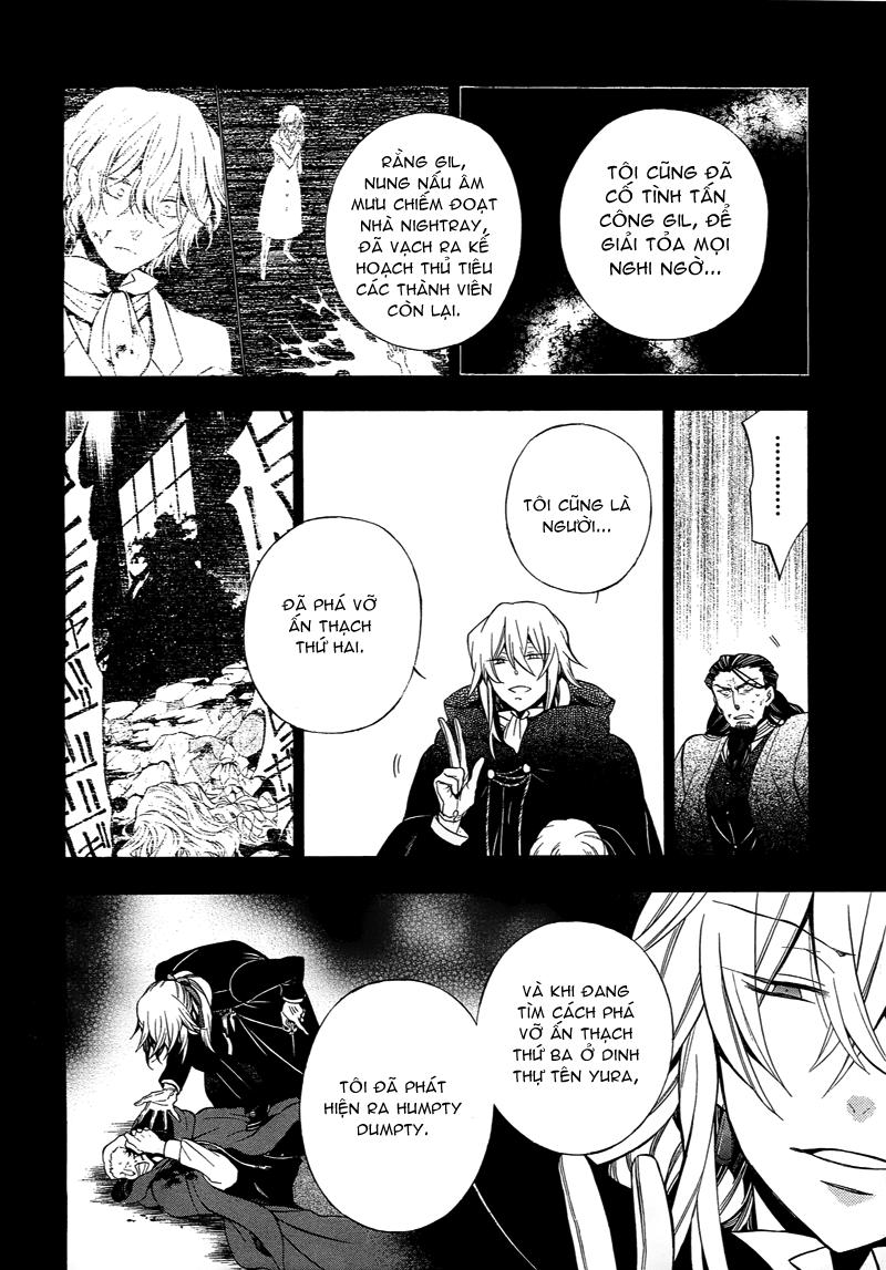 Pandora Hearts chương 061 - retrace: lxi demios trang 29