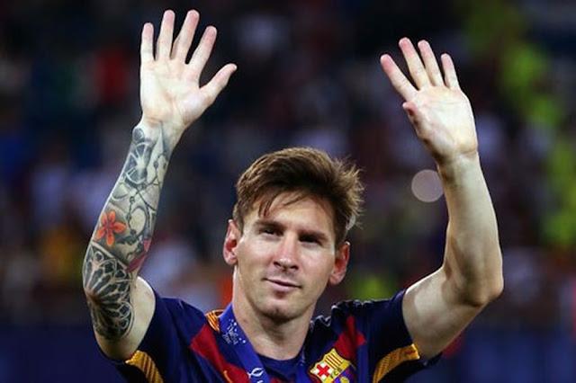 Messi sắp chia tay Barcelona?