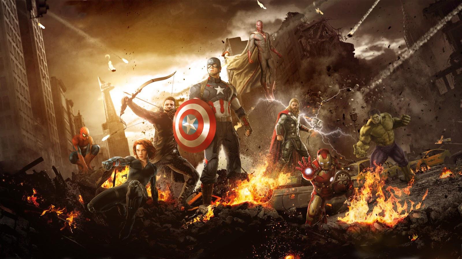 Avengers Infinity War Wallpapers - HD Wallpaper