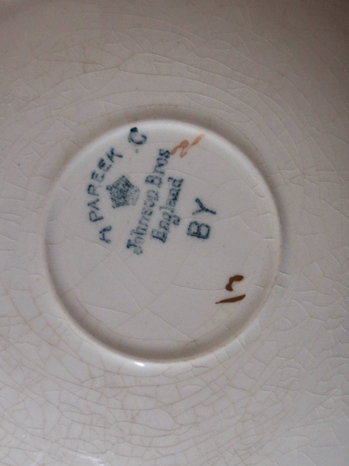 Johnson Brothers China Pattern Reference Guide Simple Design Ideas