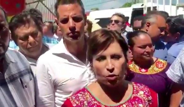 Robles justifica su ineficiencia para auxiliar a los damnificados: 'Oaxaca no es Miami'