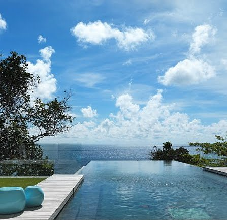 If It's Hip, It's Here (Archives): Villa Amanzi, A Modern ...