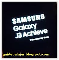 Samsung Galaxy J3 2018 Logo