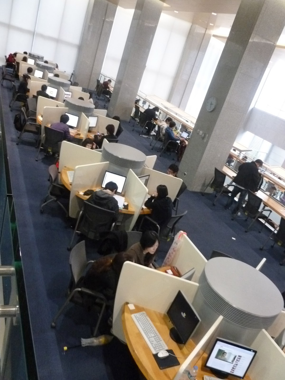 Private Library Study Rooms: Exploring Learning Spaces And Libraries In Asia: Yonsei