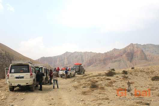 Best Season for 4WD Jeep tour to Mustang