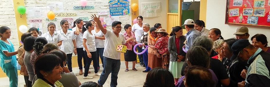 Proyecto: Promoviendo Estilos de Vida Saludable en el Adulto Mayor.
