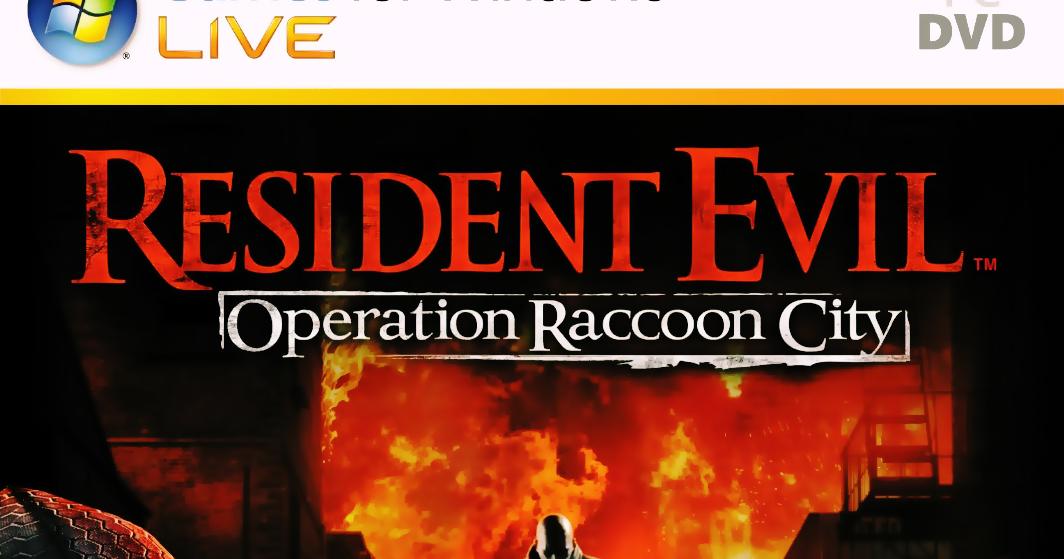 تحميل لعبة resident evil operation raccoon city