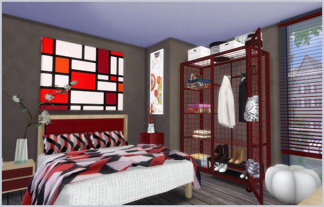 Dormitorio Irta.