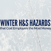 The Winter Health & Safety Hazards that Cost Employers the Most Money