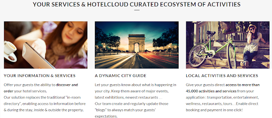 +HotelCloud: The new #App for #hoteliers