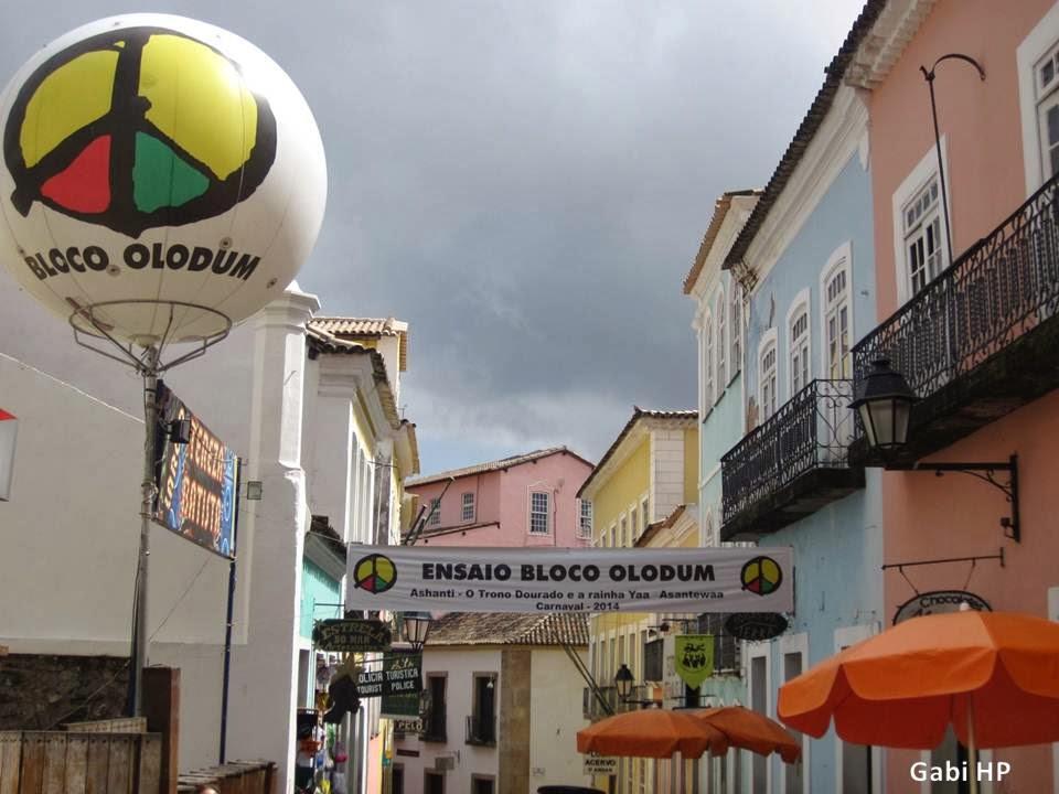 Olodum Pelourinho Salvador Bahia
