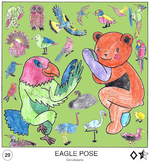 http://shop.yogateddybear.com/products/yoga-teddy-bears-big-little-coloring-book-of-108-poses