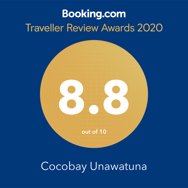 Booking.com 2020 Award
