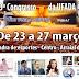 3º Congresso da Ufada terá Participação de Samuel Mariano, Davi Sacer, Jackson Castro entre outros Cantores e pregadores
