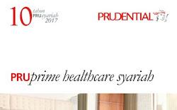 PRUprime Healthcare Syariah : Asuransi Islami Masa Kini