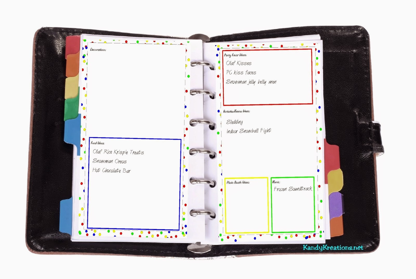 Free Planner Printables To Organize Your Home And Life
