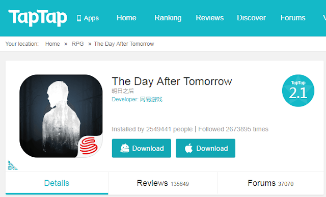 Cara Instal The Day After Tommorow Android APK Tencent Buddy Dan Android Smartphone 3