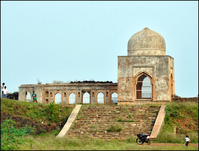 Guard post at Bidar