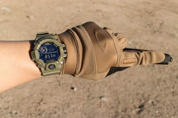 Casio G- Shock The Rangeman