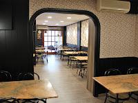 Cafetería- Frankfurt-Restaurant Denver Mayo 2016
