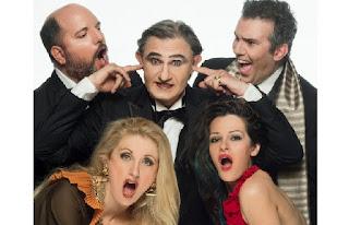 """""""Η όπερα βγήκε απ' τον παράδεισο"""" της Κασσάνδρας Δημοπούλου, σε σκηνοθεσία Τζένης Δριβάλα"""