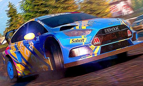 Download V Rally 4 PC Game Full Version Free