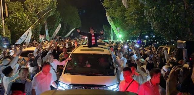 Prabowo Disambut Sambut Antusias Saat Kunjungan ke Madura, BPP Jatim: Madura Ingin Presiden Baru