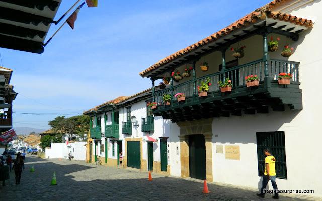 Museu Casa de Antonio Nariño, Villa de Leyva, Colômbia