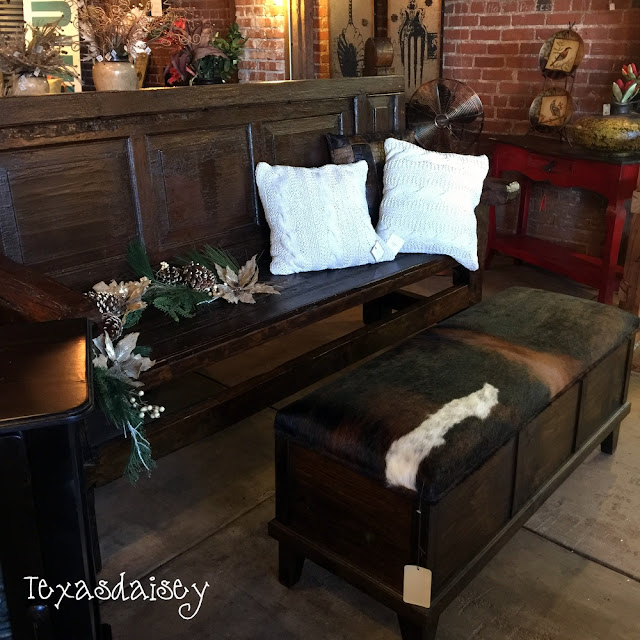 Look what I found at Gordon's Furniture!  Texas Ranch Style Furniture