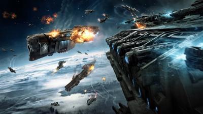 لعبة حرب المركبات الفضائية للكمبيوتر