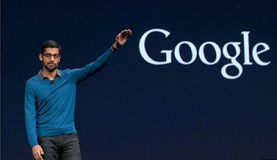 Google Boss Becomes Highest-Paid In US