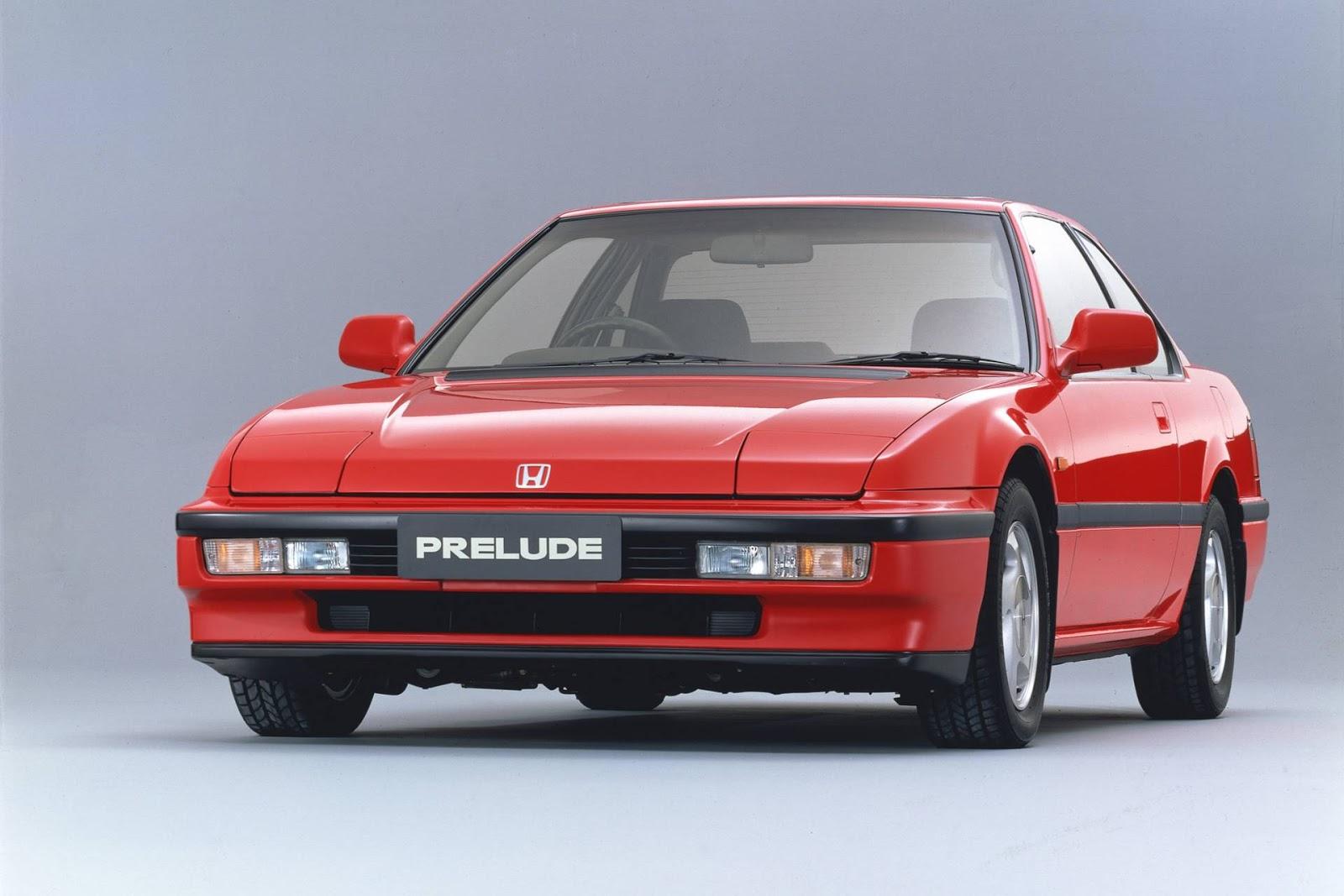 honda prelude 2 Φέρτε πίσω τα pop ups: 12 πάμφθηνα αυτοκίνητα που τα χουν Fiat X1/9, Honda, Lotus, mazda mx-5, Mazda RX-7, Mitsubishi 3000GT, Nissan 200SX, pop ups, Porsche, Toyota, Toyota AE86, Toyota MR2, zblog, μεταχειρισμένα, φανάρια ανακλινόμενα