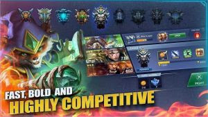 Download Champions Destiny MOD APK v1.4.4 for Android MOBA Radar Map Hack Terbaru 2018