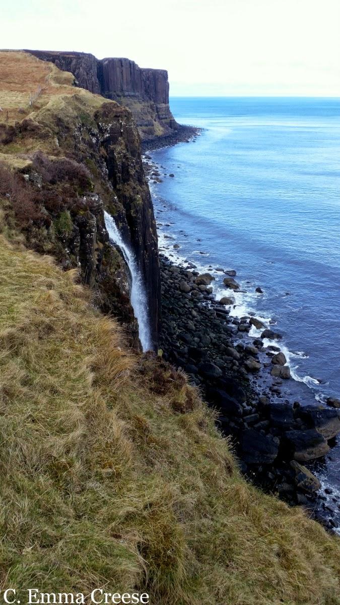 Kilt Rocks Scotland Roadtrip