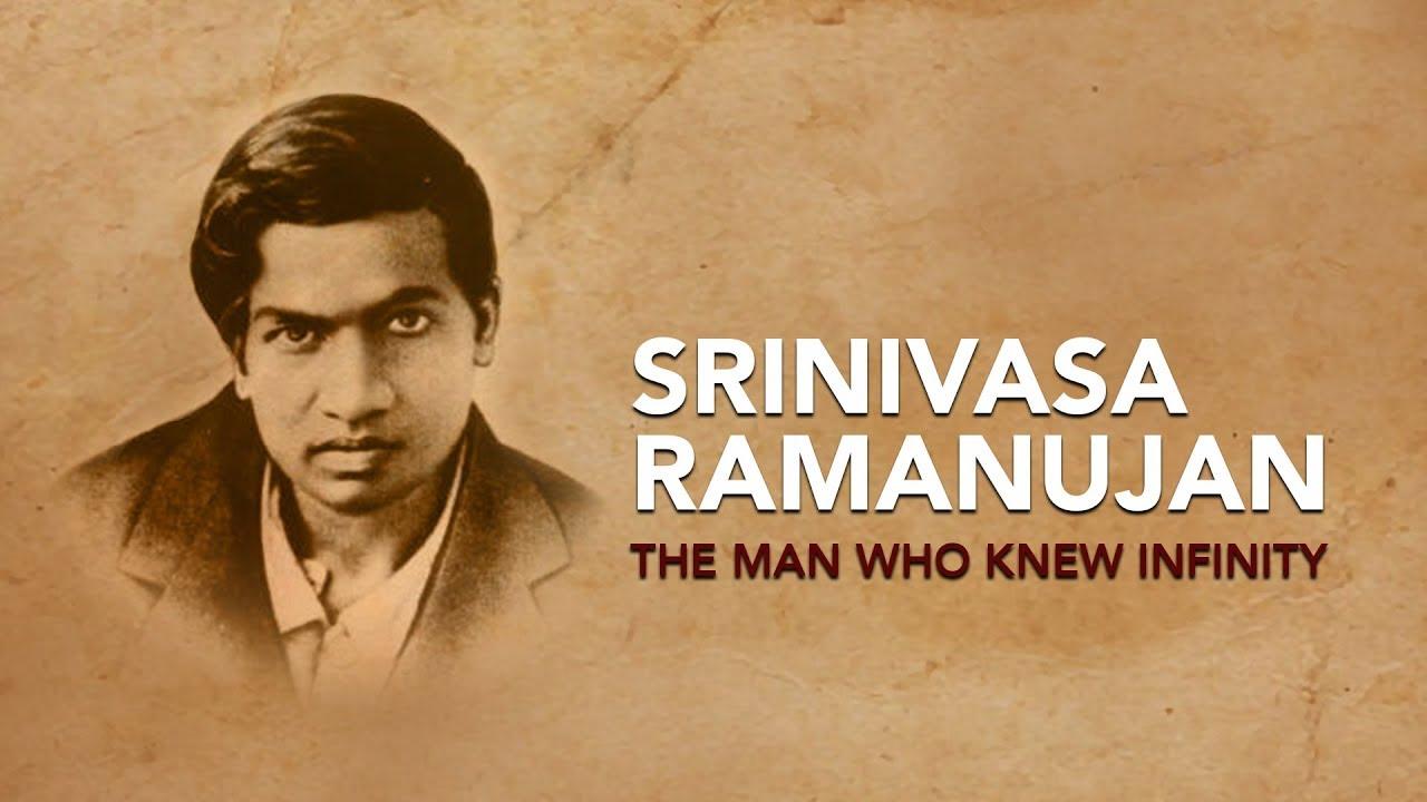Srinivasa Ramanujan, Indian Mathematician