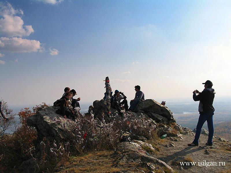 Гора Сугомак. Челябинская область