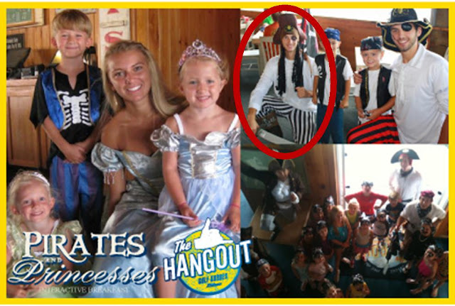 Pirate from The Hangout in Gulf Shores, AL
