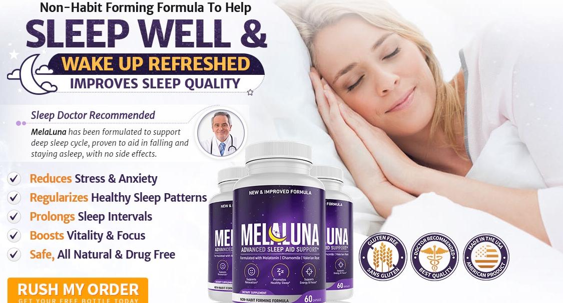 MelaLuna - Sleep Aid