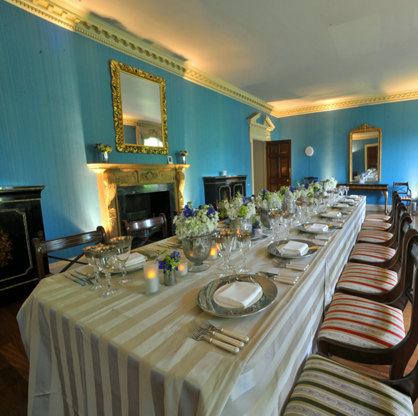 Inside Peek Kate S Dining Room Kitchen: The Devoted Classicist: The Duke And Duchess Of Cambridge