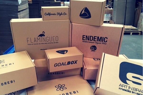 cajas personalizadas para tiendas online