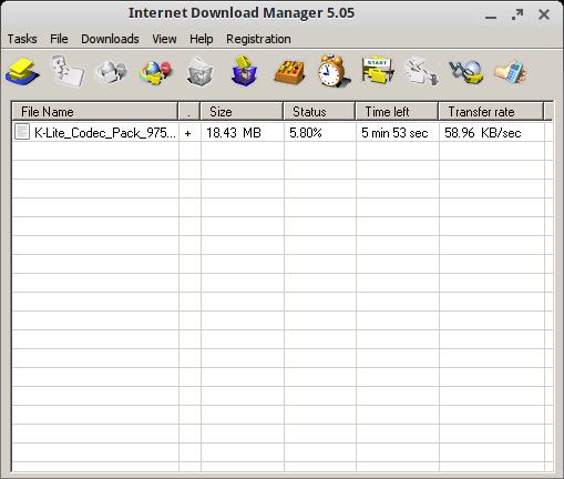 IDM for Linux. Best Version for Linux :: SOHIBUNA.blogspot.COM
