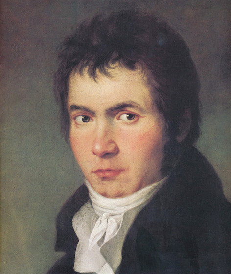 Beethoven in 1805