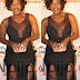 Hit or miss? Actress Uche Jumbo's outfit to Africa Magic 10th anniversary (PHOTO)