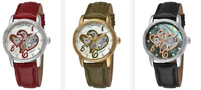 relojes de cuero mujer