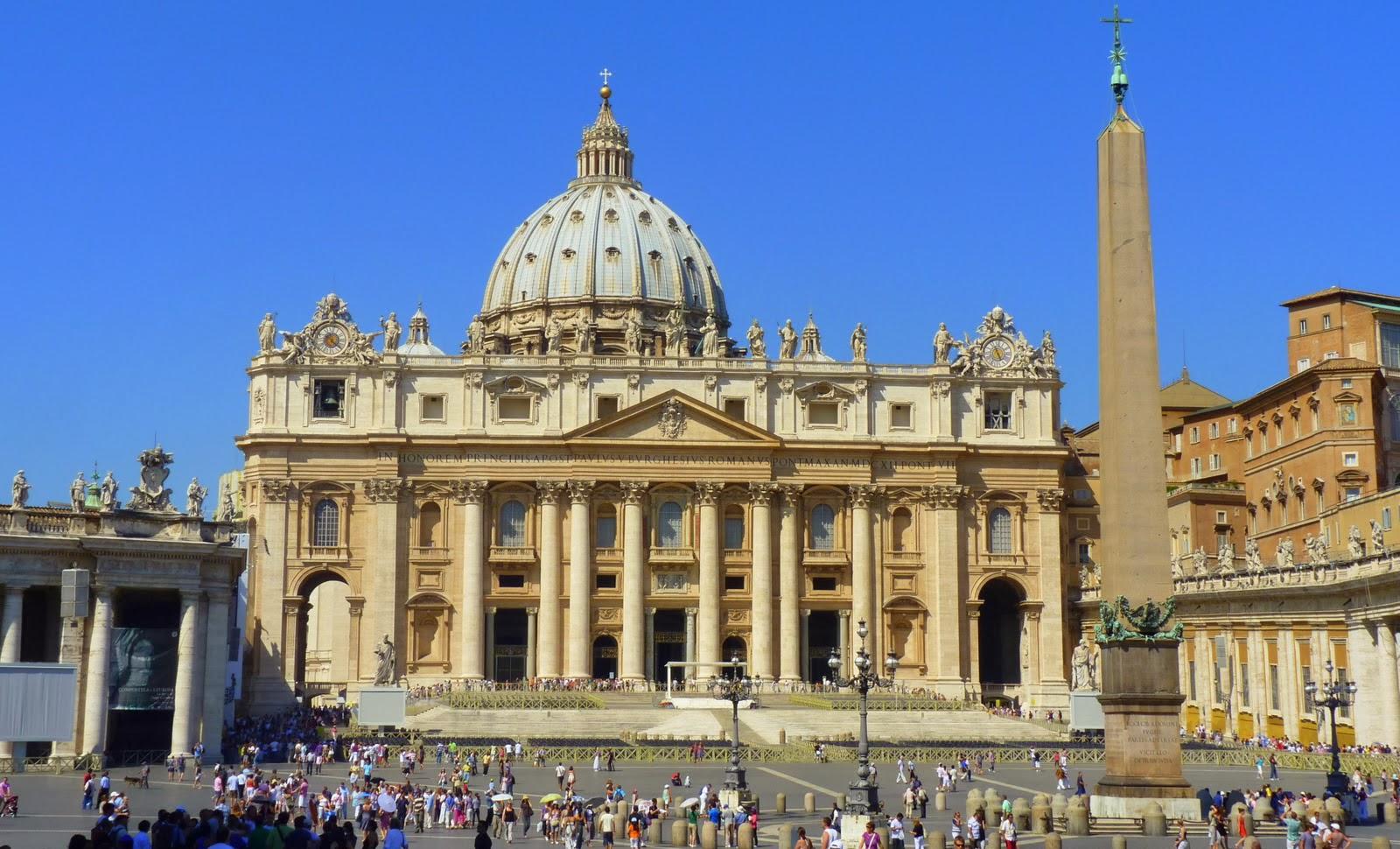 Wallpapers: Vatican City Hd Wallpapers
