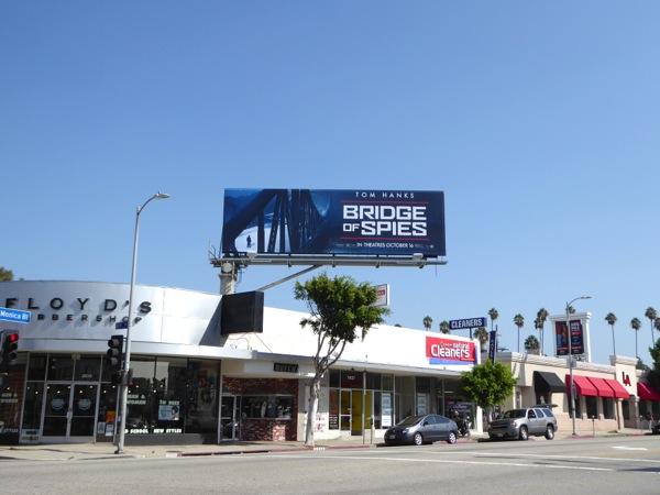 Bridge of Spies billboard